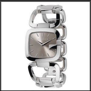 Gucci stainless steel G-Gucci watch